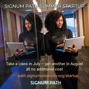 Signum Path Summer Startup Special