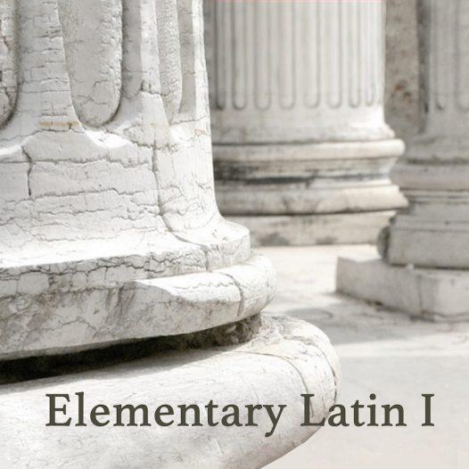 Elementary Latin I