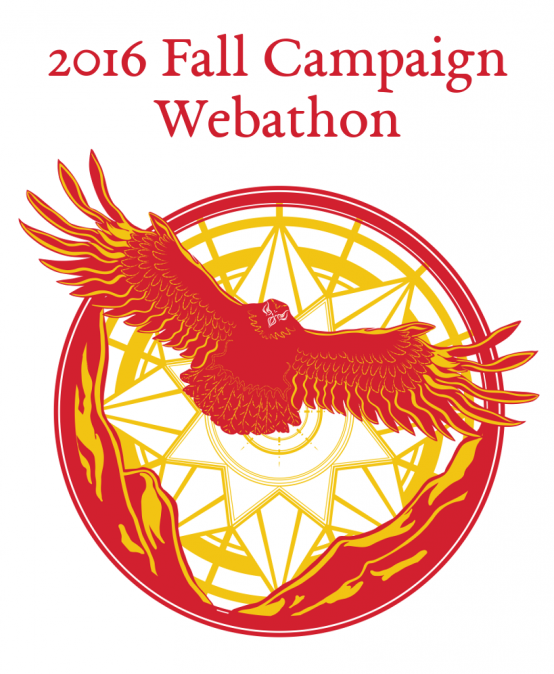2016 Fall Campaign Webathon