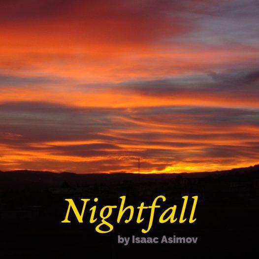 Mythgard Academy: Nightfall, by Isaac Asimov