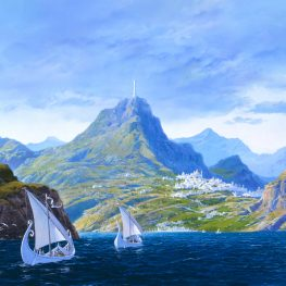 Mythmoot IV: Invoking Wonder… (image courtesy Ted Nasmith)