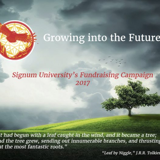 Growing into the Future with Signum University
