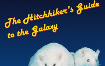 Mythgard Movie Club: The Hitchhiker's Guide to the Galaxy