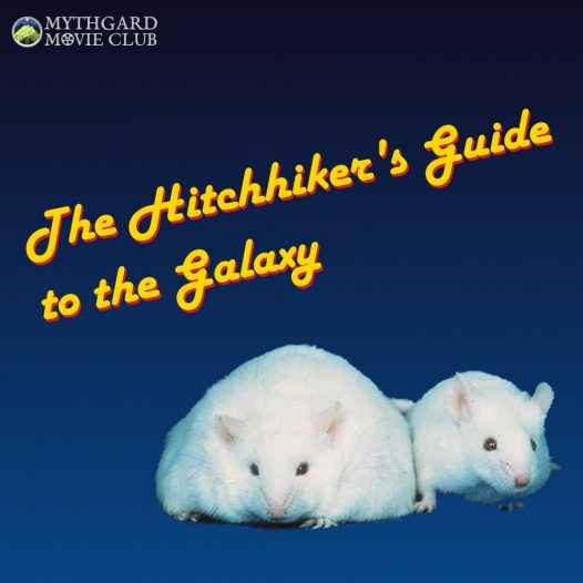 Lab Mice (The Hitchhiker's Guide to the Galaxy movie)
