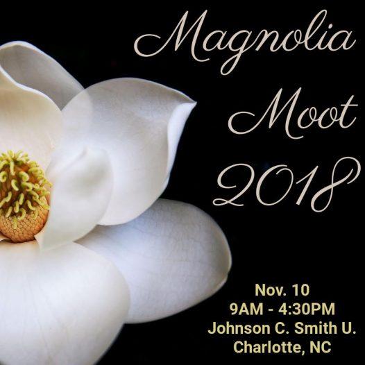 Magnlolia Moot 2018