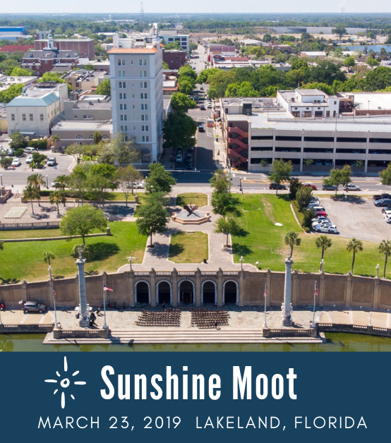Sunshine Moot 2019
