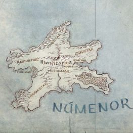 Lord of the Rings on Amazon, Númenor