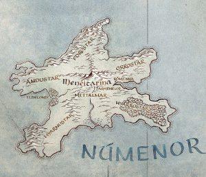 Amazon LOTR Cartographic Colloquy