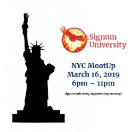 NYC MootUp – March 16, 2019
