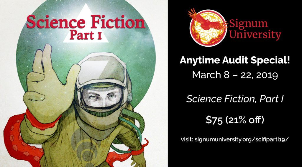 Science Fiction, Part 1 Anytime Audit Special