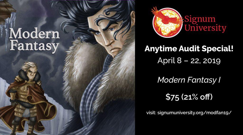 Modern Fantasy Anytime Audit Special