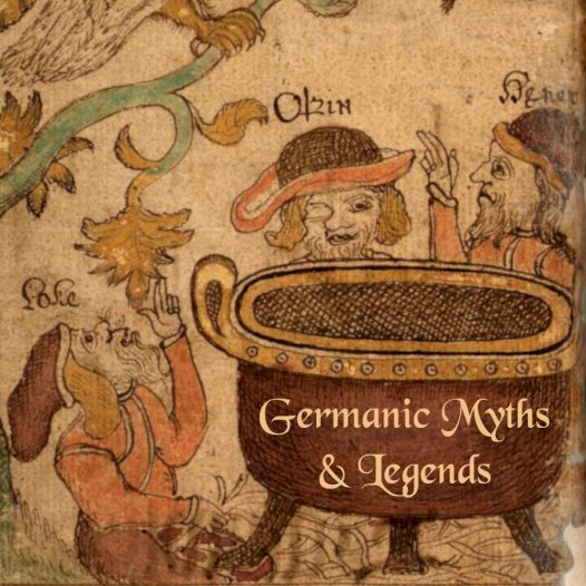 Germanic Myths and Legends