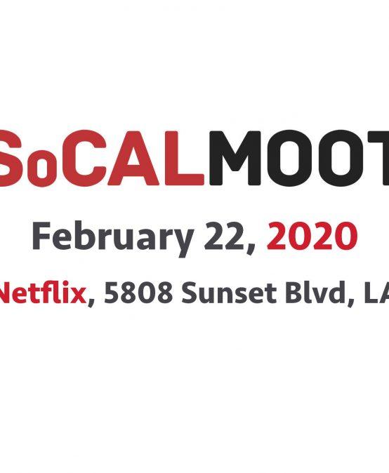 SoCalMoot 2020