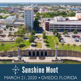 Sunshine Moot 2020