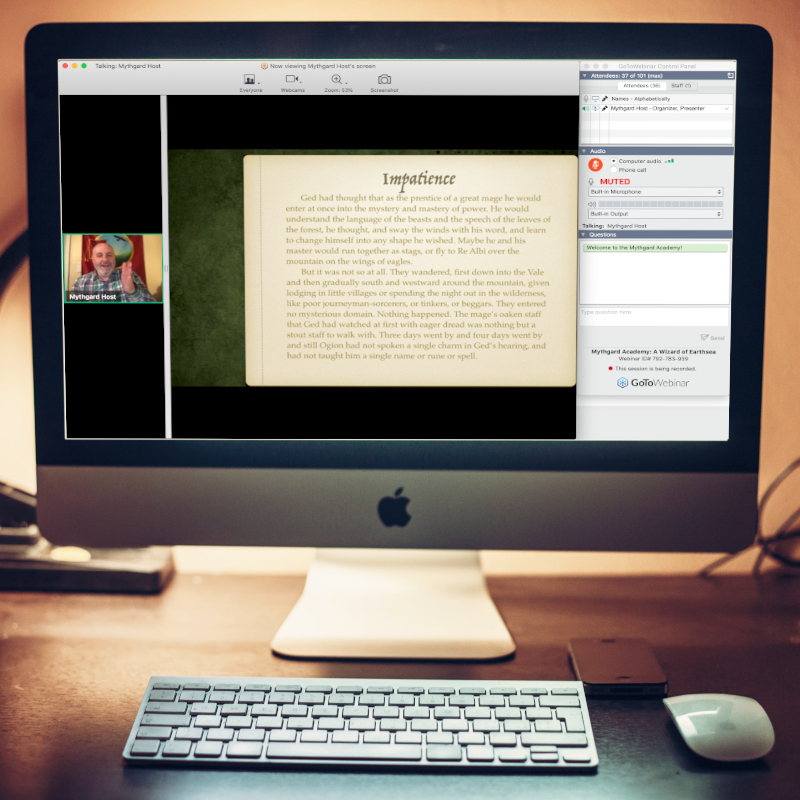 11 Tips for Teaching Online from Signum Faculty