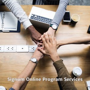 Signum Online Program Services