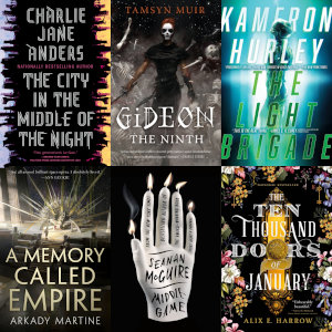 2020 Hugo Award Best Novels