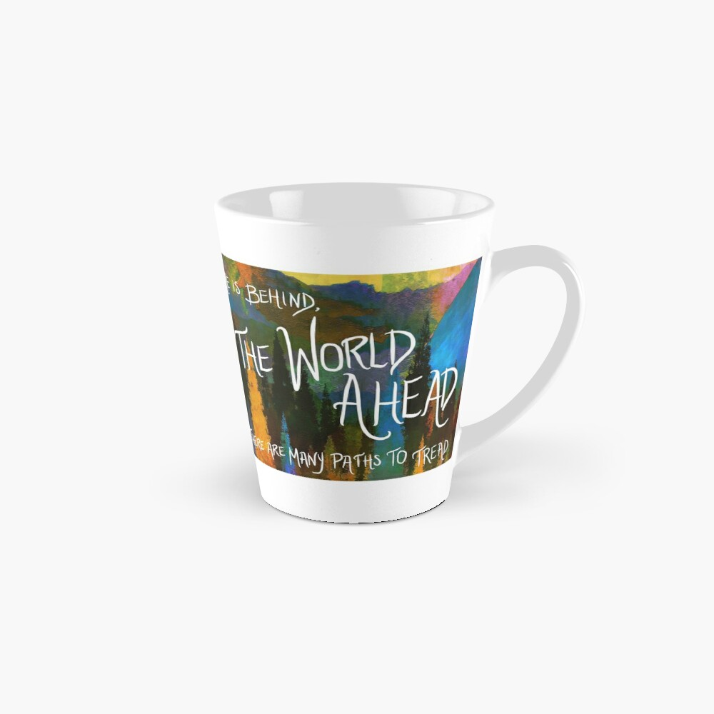 Mythmoot VIII: The World Ahead Tall Mug